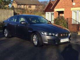 Jaguar XE Prestige 2.0D Manual