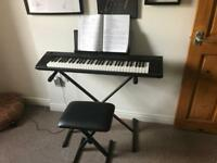 Yamaha portable piano
