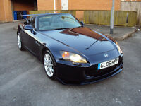 HONDA S2000 2.0 i-VTEC ROADSTER 6 SPEED 2006 VERY LOW MILEAGE 1 KEEPER SERVICE HISTORY MOT EXTRAS..
