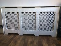 LARGE RADIATOR COVER (USED)