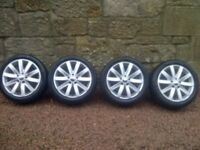VW Golf MK6 'Porto' alloy wheels