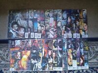 Manga/Titan X-Files Magazine Complete Collection