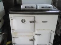 Rayburn royale OF 22 oil fired cooker