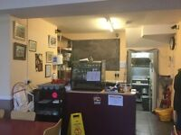 Cafe and catering business for sale