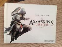 Very Rare The Art of Assassins Creed 1