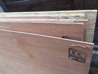 Plywood 5.5 mm