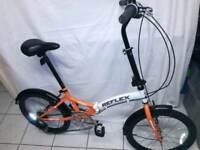 """Folding bike 20"""" inch wheels"""