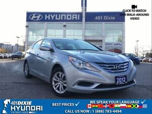 2012 Hyundai Sonata GL|HEATED SEATS|KEYLESS ENTRY|BLUETOOTH|