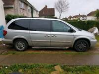 Chrysler grand voyager 7 seater
