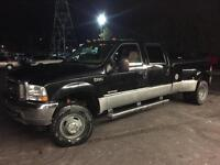 2004 Ford F-350 Lariat Crew Cab Long Bed 4WD DRW