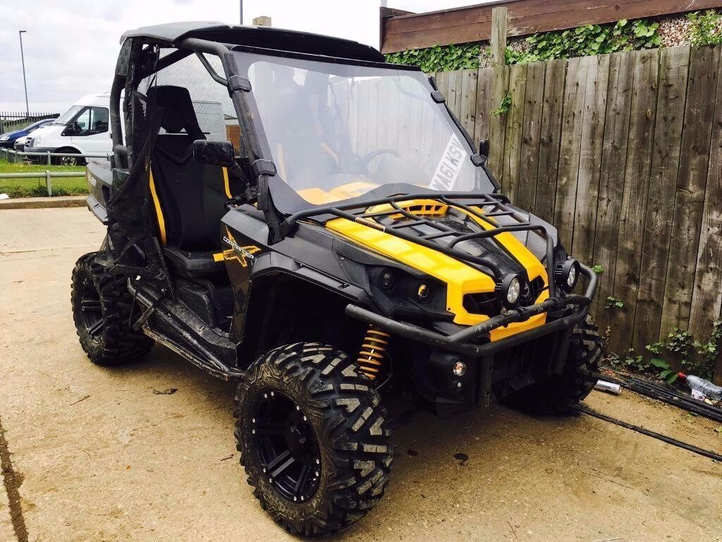 2012 canam commander 1000 buggy road registered in marske by the sea north yorkshire gumtree. Black Bedroom Furniture Sets. Home Design Ideas
