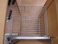 Magic Corner Kitchen Storage System