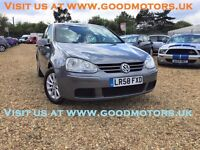 2008 VW Golf Match 1.9TDi*Full service history***Low mileage***Climate/AC*Radio/CD*Alloys*Very clean