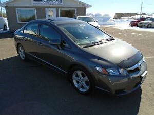 2011 Honda Civic SE Sunroof Auto Loaded