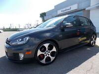 2011 Volkswagen GTI Toit ouvrant ** seul. 61610 km **