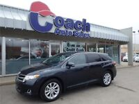 2014 Toyota Venza Gray All Wheel Drive SUV - 14,073 KMs, 2.7L V4
