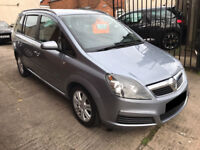Vauxhall Zafira 1.8 i 16v Active 5dr - 2006, 3 Owners, MOT October 2018, Just Serviced, £1795