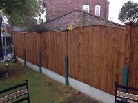 Heavy Duty Vertical Fence Panels
