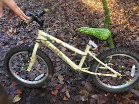 Girls Apollo Woodland charm bike
