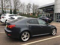 Lexus IS250 SE-L,Sports Pedal,Auto,Full Leather+Touch Nav+Rev Camera+Parking Sensr+Lexus Insp Report