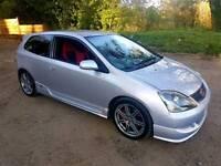 2005 Honda Civic Type-R Premier Premier Edition 12 Months Mot