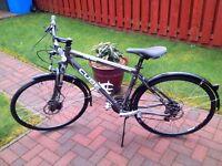 Cube hybrid bike