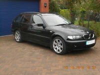 BMW 318 D SE Touring Auto