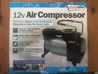 *NEW* 12V AIR COMPRESSOR