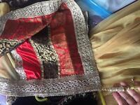 Asian women's dress