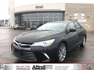 2016 Toyota Camry XLE.