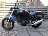 Ducati 600 Monster Dark 1998 Excellent Condition