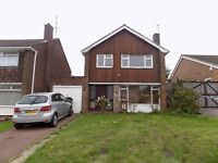 For Rent Immaculate 3 Bedroom Detached House Close to Hospital and Motorway - Available Now - No DSS