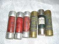 Large Fuses - 35A, 40A