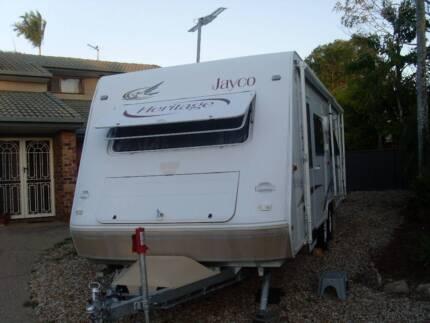 Jayco In Brisbane Region Qld Caravans Amp Campervans