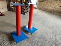 Alphason speaker stands (customised)