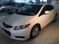 2012 Honda Civic EX COUPE ** TOIT