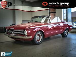 1965 Plymouth Valiant 200 Convertible with 273 V8
