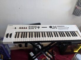 Yamaha MX61 II Music Production Synthesizer