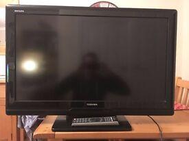 "Toshiba Regza 32"" LCD TV for sale"