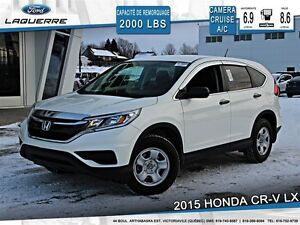 2015 Honda CR-V **LX*AUTOMATIQUE*CAMERA*CRUISE*A/C**