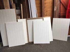 Shake cream panels