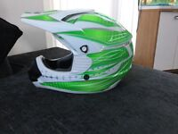 Kids motor bike helmet for sale