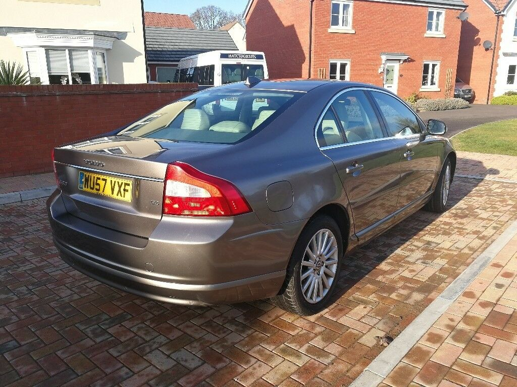 VOLVO S80 2.4 SE GEARTRONIC FOR SALE