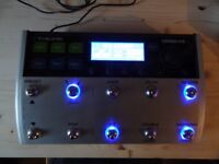 TC Helicon Voicelive 3 - Vocal & Guitar Effects and Looper