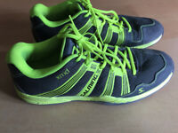 Salming R9 squash non marking shoes size 11
