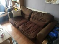 FREE sofa and 1 sofa bed for collection on 25/03 only. Good condition.