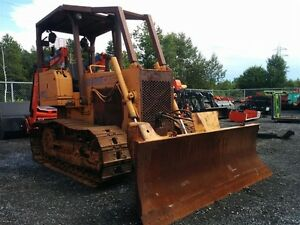 1988 CASE 450C Bulldozer CASE usage