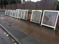 Job lot - Full house of antique Stained Glass Leaded Windows - Be Quick, Limited Time Only
