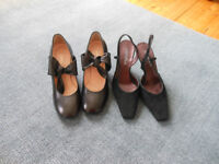 Size 4 Hobbs and Carvela ladies shoes. As new with orig boxes