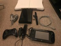 Nintendo Wii U bundle (with 24 games)
